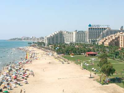 Spanje ~ Valencia (Regio) ~ Castell�n ~ Costa Azahar (N) ~ Kust - Appartement