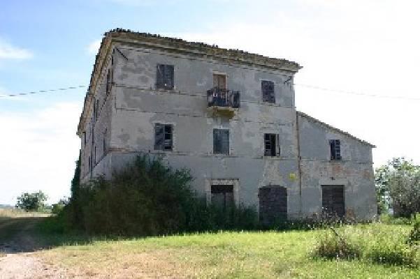 Italië ~ Emilia Romagna - Stenen woning