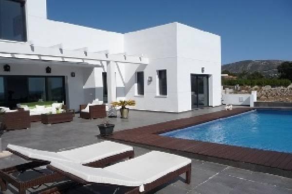 Villa te koop in Spanje - Valencia (Regio) - Costa Blanca - Moraira - € 695.000