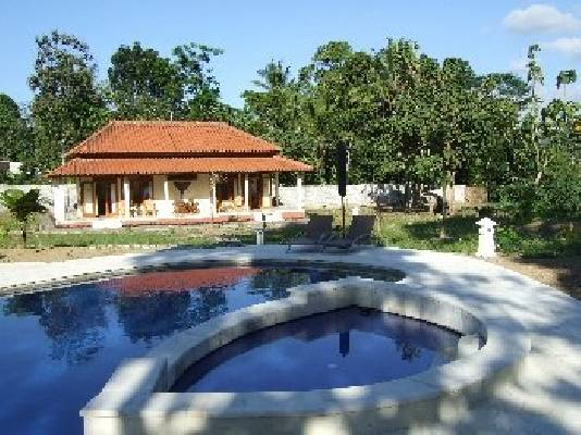 Indonesië ~ Java - Villa