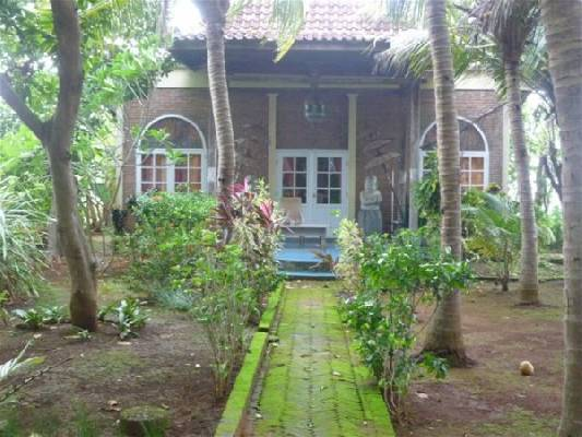 Indonesië ~ Java - Villa -  (M11619)