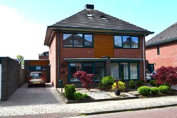 Nederland ~ Drenthe - 2-onder-1-kap -  (M3564)