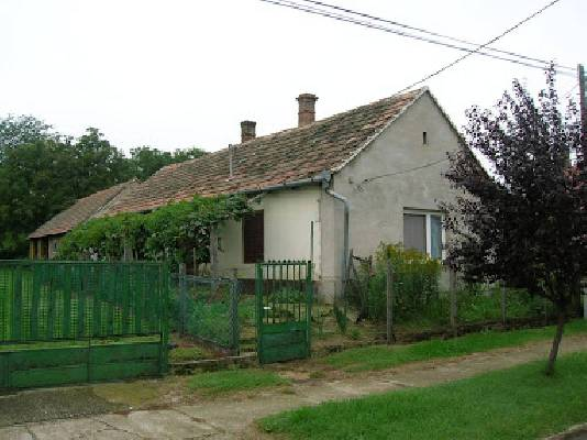 Hongarije ~ Pannonia (West) ~ Somogy (Kaposv�r) - (Woon)boerderij