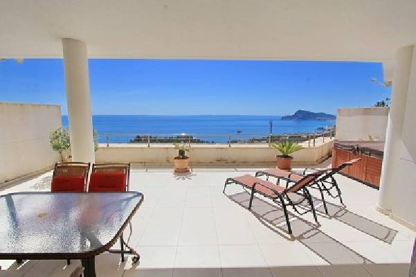 Spanje ~ Valencia (Regio) ~ Alicante (prov.) ~ Costa Blanca ~ Kust - Penthouse