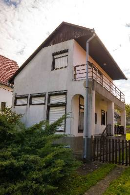 Hongarije ~ Pannonia (West) ~ Tolna (Szeksz�rd) - Woonhuis