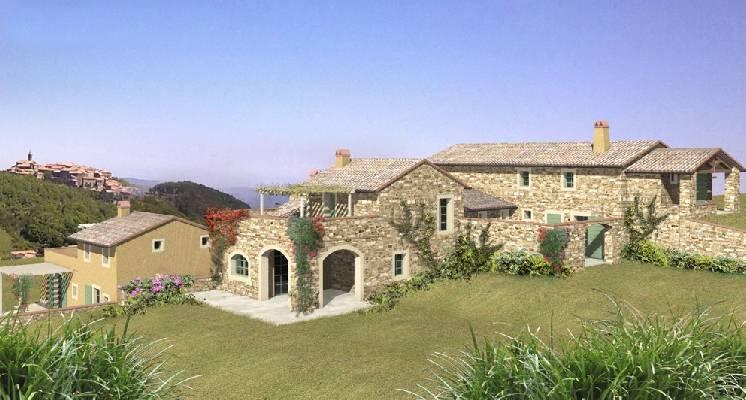 Italië ~ Toscane - Landgoed