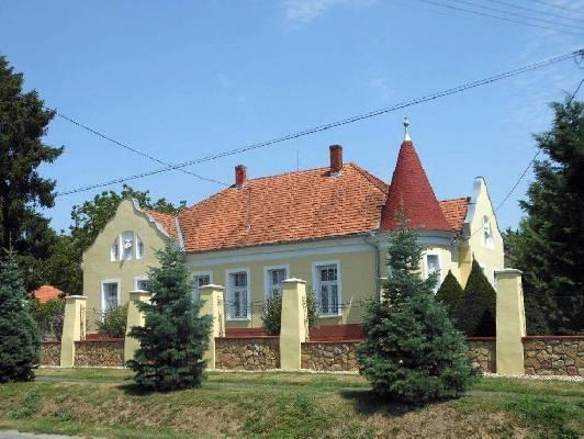 Hongarije ~ Pannonia (West) ~ Vas (Szombathely) - Kasteel - Thuis-in-hongarije-makelaardij.nl (24318)