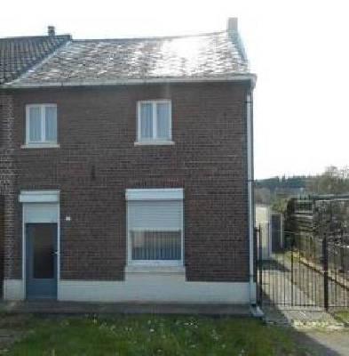 België ~ Vlaanderen ~ Limburg - Halfvrijstaand
