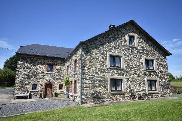 Luxemburg Ardennen Woonboerderij