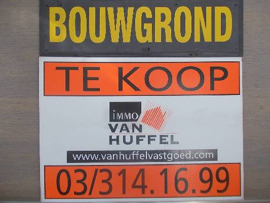 België ~ Wallonië ~ Prov. Luxemburg / Ardennen - Bouwgrond