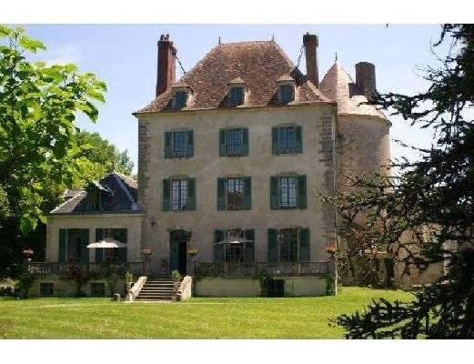 Frankrijk ~ Auvergne ~ 03 - Allier - Kasteel