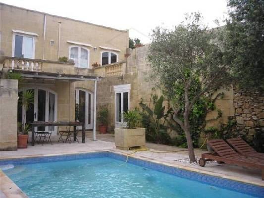 Malta - Villa
