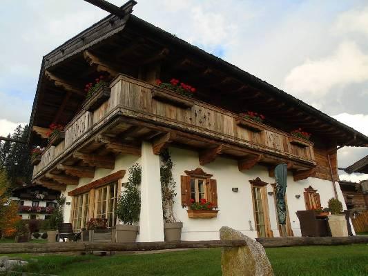 Oostenrijk ~ Tirol - Villa
