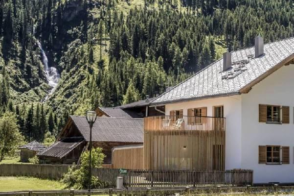 Oostenrijk ~ Tirol - B & B / Pension -  (M17799)
