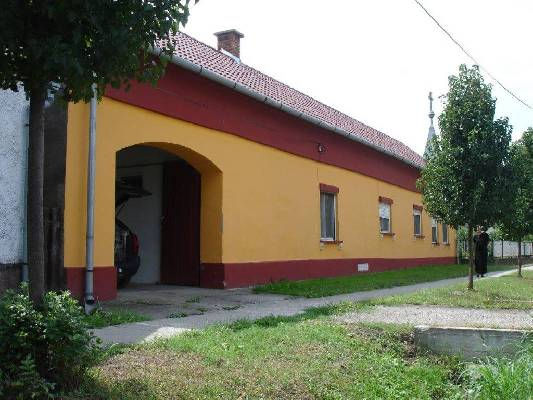 Hongarije ~ Pannonia (West) ~ Baranya (P�cs) - (Woon)boerderij -  (M24318)