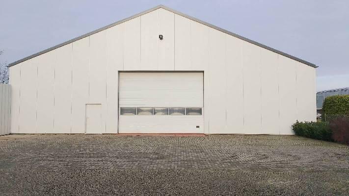Nederland ~ Limburg - Bedrijfspand -  (M15456)