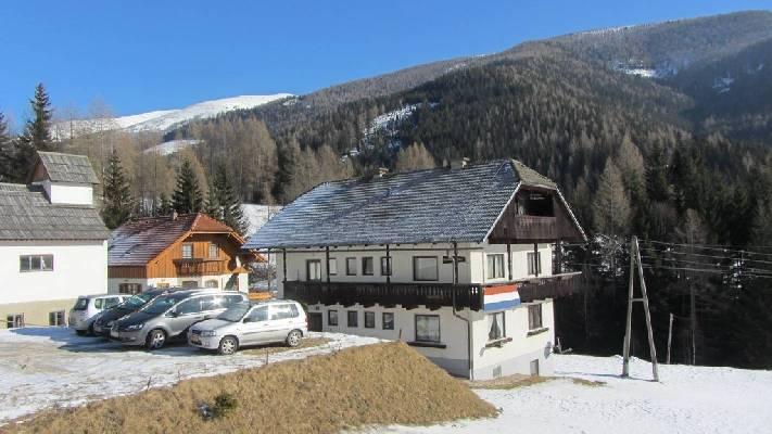 Oostenrijk ~ Karinthi� - Landhuis -  (M17960)