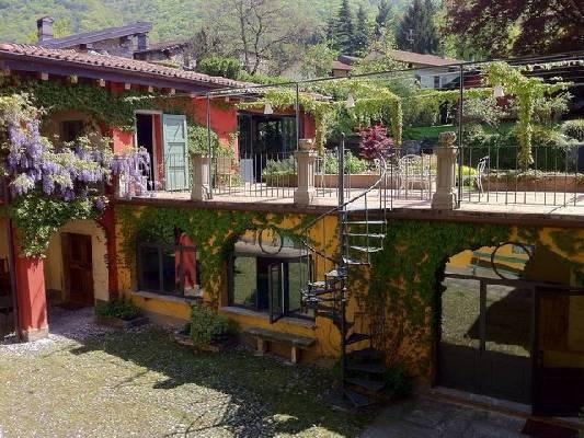 Italië ~ Lombardije - Villa
