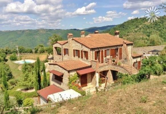 Italië ~ Umbrië - Appartement