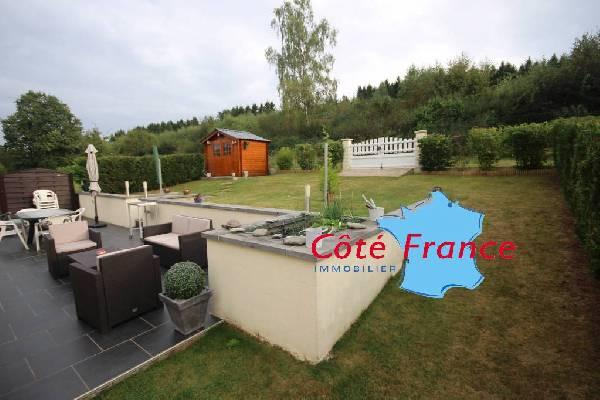 Frankrijk ~ Champagne-Ardenne ~ 08 - Ardennes - Geschakelde woning