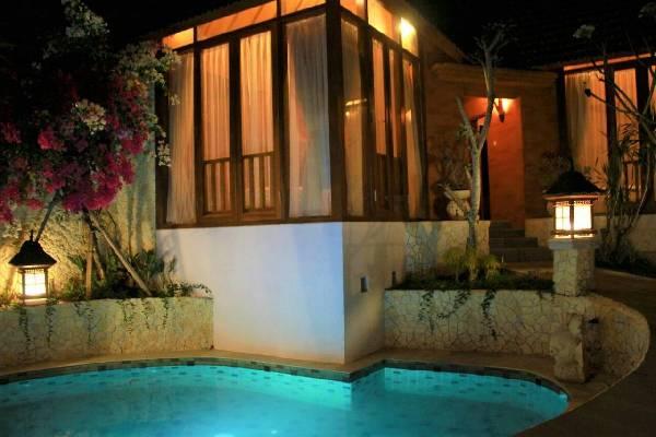 Indonesië ~ Bali - Villa -  (M11619)