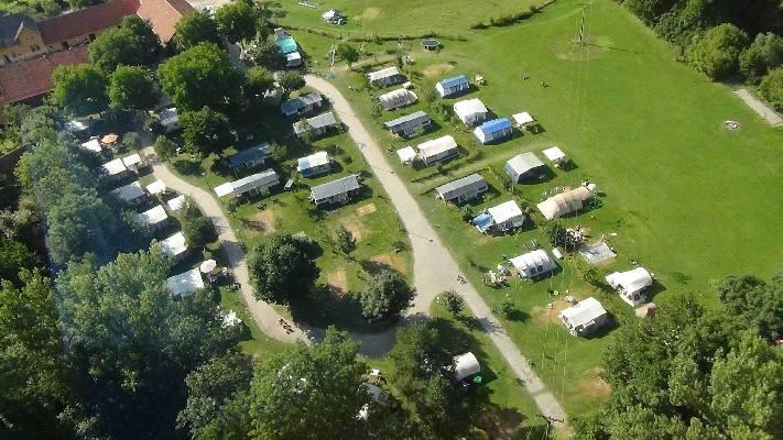 Tsjechië ~ Oost Bohemen - Camping