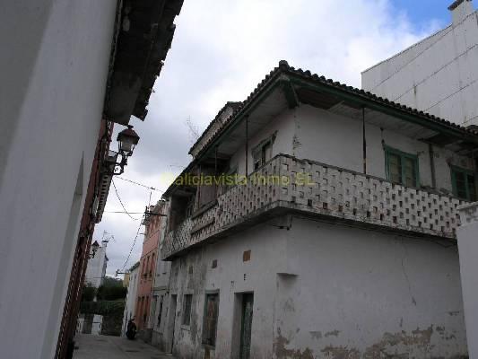 Spanje ~ Galicië ~ La Coruña ~ Kust - Stadswoning