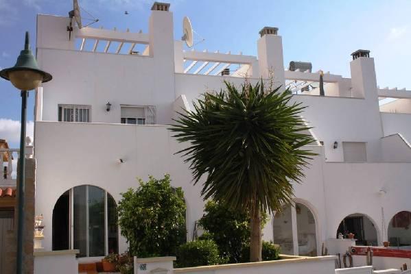 Spanje ~ Andalusië ~ Almería ~ Costa de Almeria ~ Kust - Tussenwoning