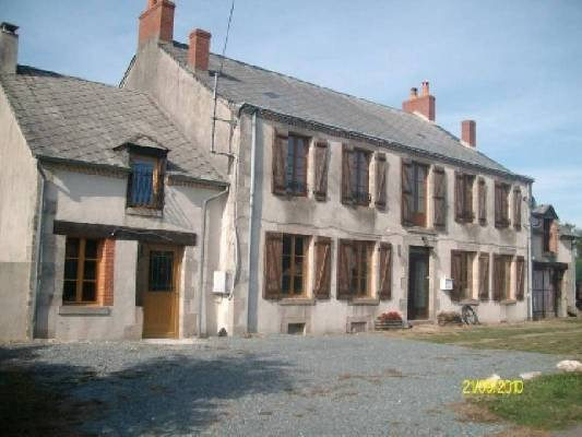 Frankrijk ~ Limousin ~ 23 - Creuse - Woonhuis
