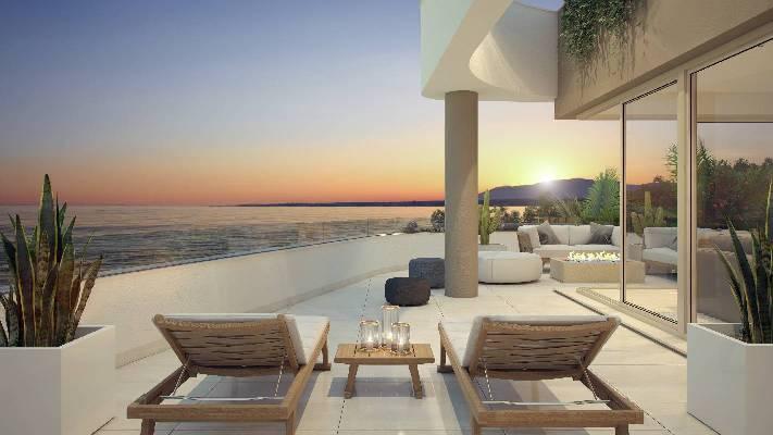 Spanje ~ Andalusi� ~ Costa del Sol - Appartement