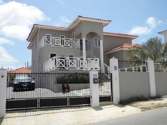 Antillen ~ Cura�ao - Villa