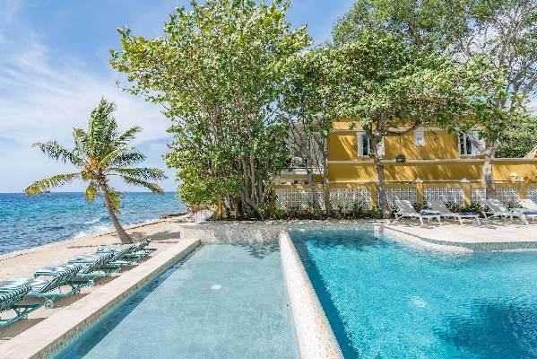 Antillen ~ Cura�ao - Landhuis