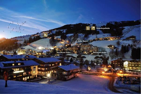Oostenrijk ~ Salzburgerland - Appartement