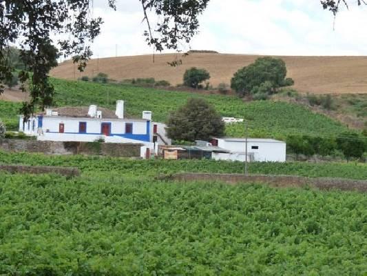 Portugal ~ Évora ~ Borba - Landhuis