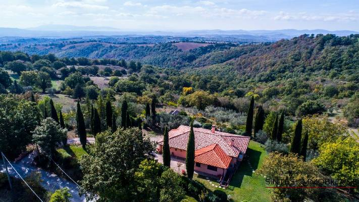 Italië ~ Toscane - Villa