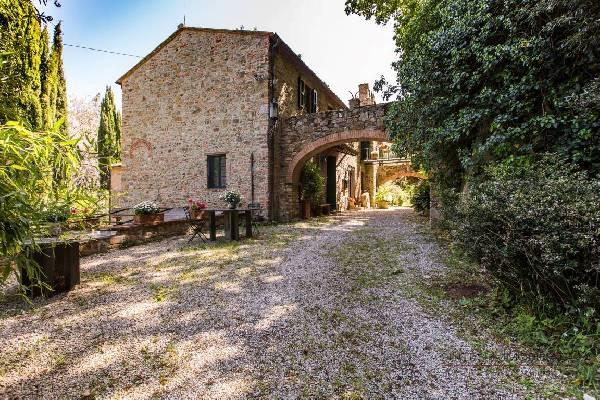 Italië ~ Toscane - Landhuis