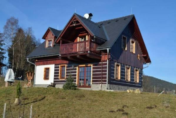 Tsjechië ~ Noord Bohemen - Villa