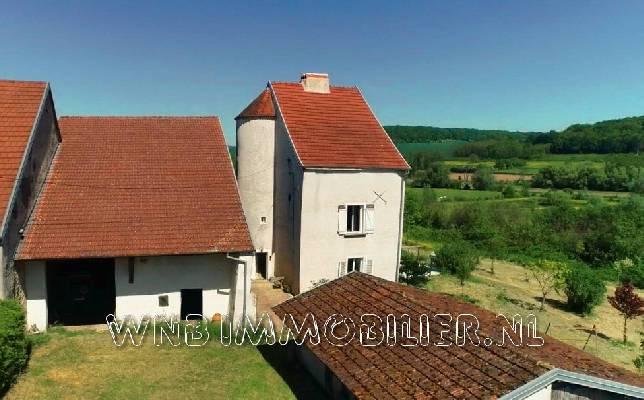 Frankrijk ~ Franche-Comté ~ 70 - Haute-Saône - Herenhuis