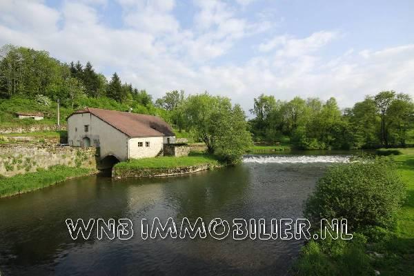 Frankrijk ~ Franche-Comt� ~ 70 - Haute-Sa�ne - Watermolen