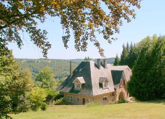 Frankrijk ~ Limousin ~ 19 - Corrèze - Maison en pierre