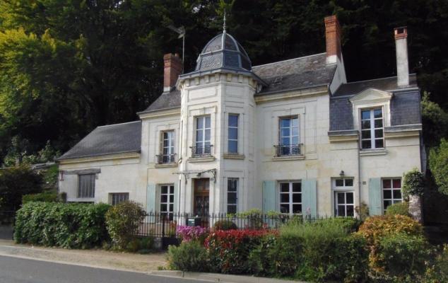Frankrijk ~ Pays de la Loire ~ 72 - Sarthe - Landhuis