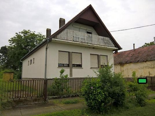 Hongarije ~ Pannonia (West) ~ Baranya (P�cs) - Woonhuis