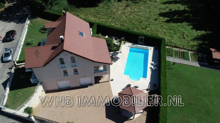 Frankrijk ~ Franche-Comté ~ 70 - Haute-Saône - Villa