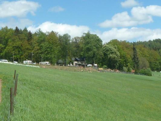Duitsland ~ Thüringen ~ Thüringer Wald - Camping
