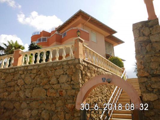 Turkije ~ Turkse Riviera - Villa