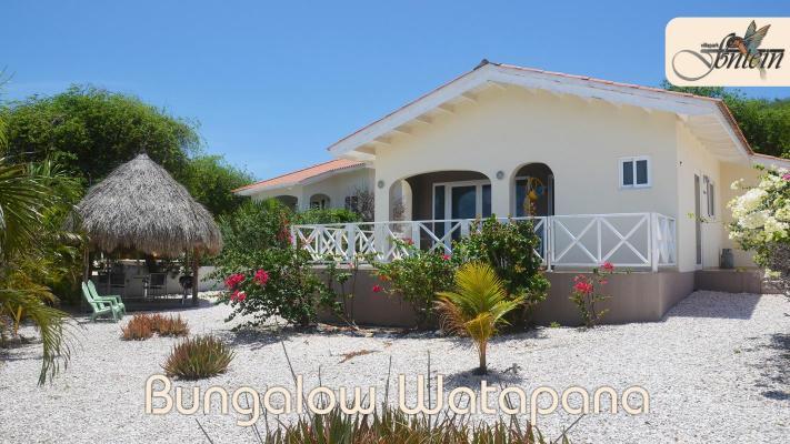 Antillen ~ Curaçao - Bungalow