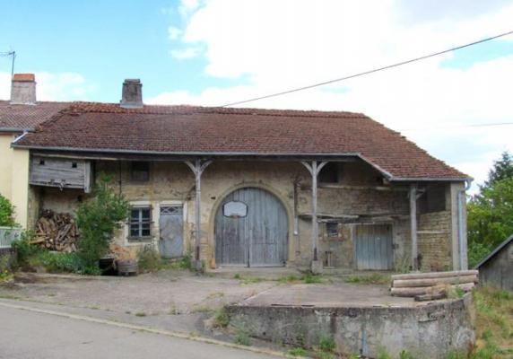 Maison en pierre te koop in Frankrijk - Lorraine - Vosges - Les Thons - € 19.000
