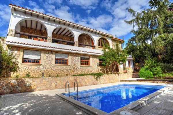 Spanje ~ Catalonië ~ Gerona ~ Costa Brava ~ Kust - Villa