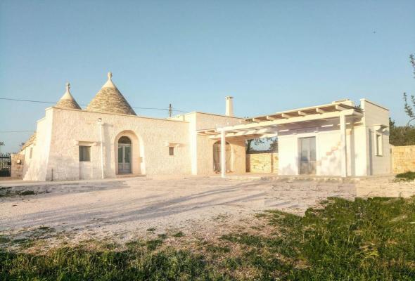 Italië ~ Apulië - (Woon)boerderij