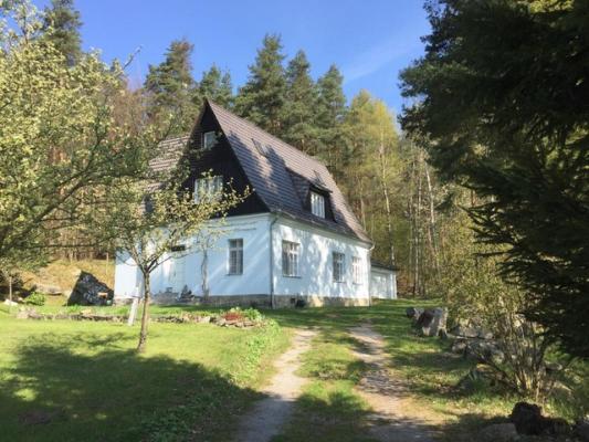 Tsjechië ~ Zuid Bohemen - Landhuis
